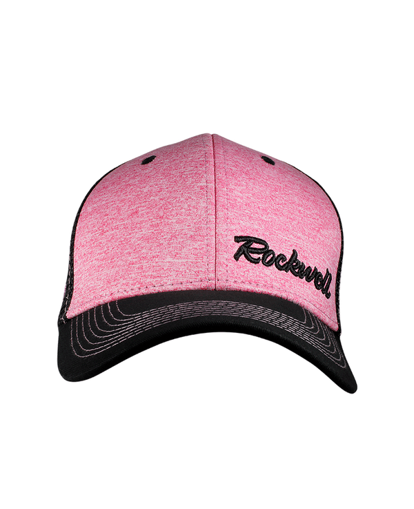 Baseball Pink Heather
