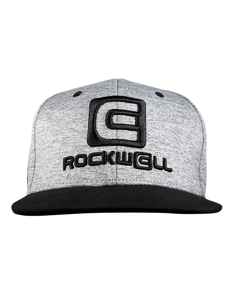 Snapback OG Heather Grey - Rockwell Australia