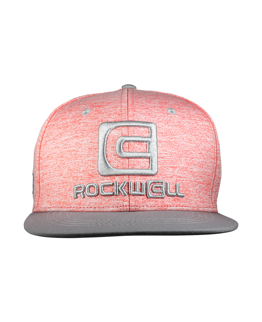 Snapback OG Heather Red - Rockwell Australia