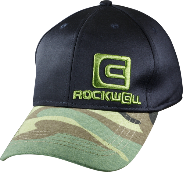 Flex Fit Golf OG Black/Camo - Rockwell Australia