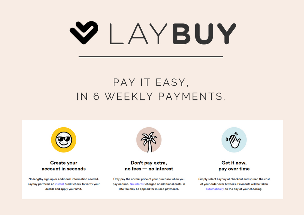 LAYBUY or AFTERPAY it today! – littlewhimsy