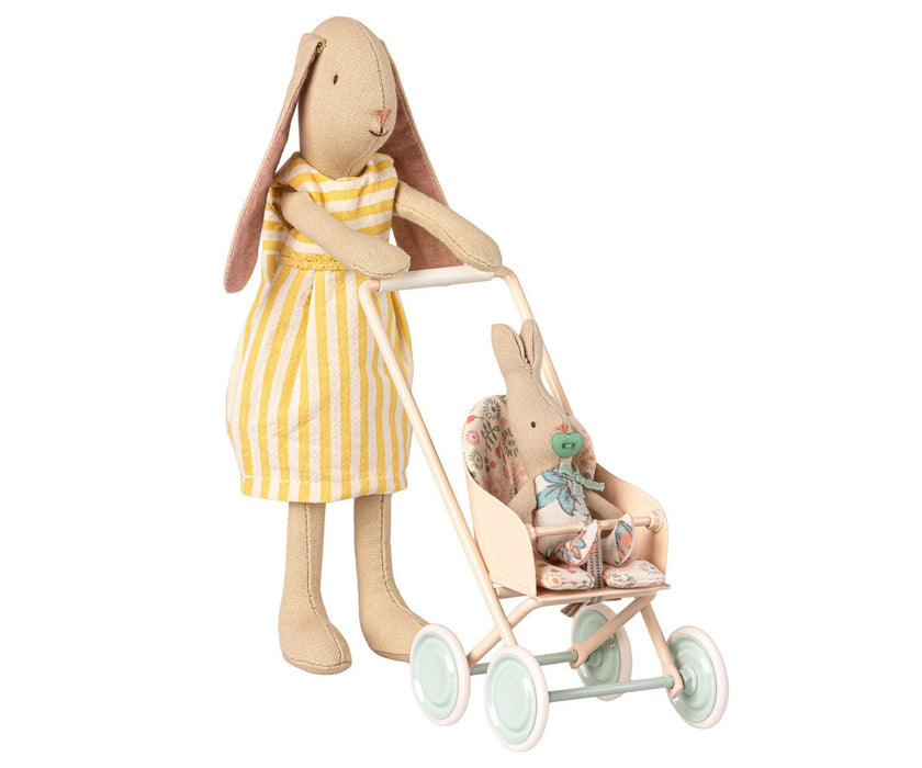 LOVE THIS! Maileg Furniture - Stroller for Micro from Maileg - shop at littlewhimsy NZ