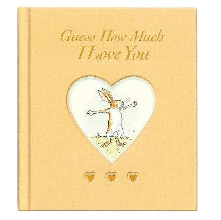 Guess How Much I Love You - Golden Sweetheart Edition - little whimsy - 1