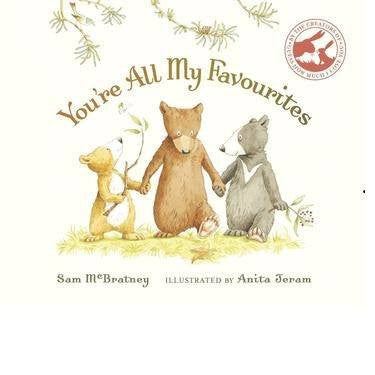 You're All My Favourites - little whimsy - 1