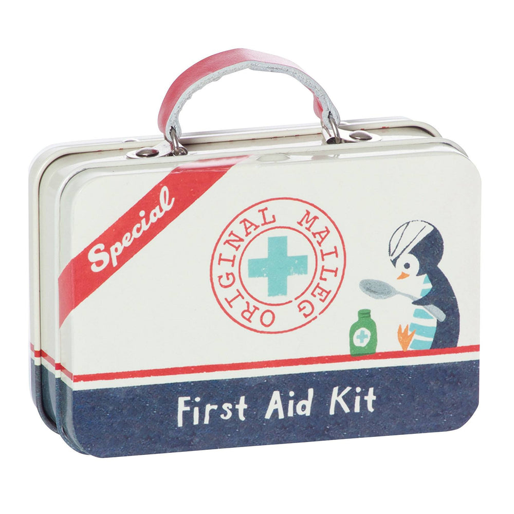 LOVE THIS! Maileg Suitcase - First Aid Doll Sized from Maileg - shop at littlewhimsy NZ