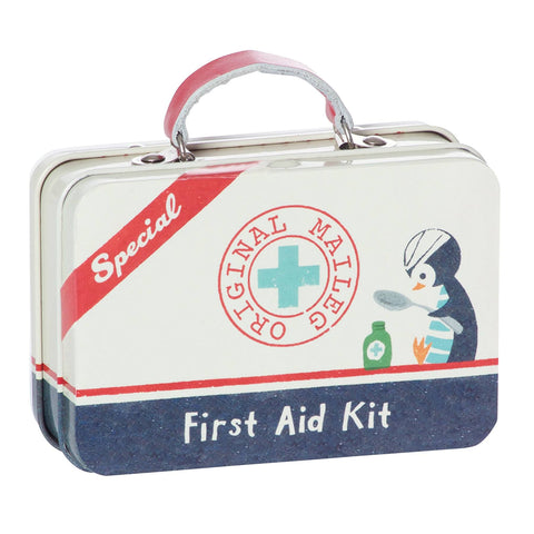LOVE THIS! Maileg Metal First Aid Doll Suitcase from Maileg - shop at littlewhimsy NZ