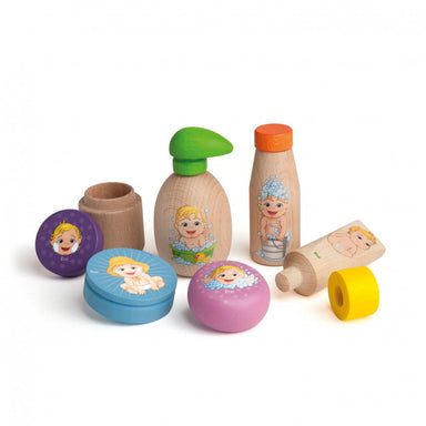 Wooden Doll Care
