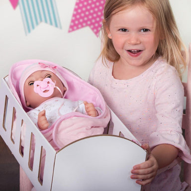 LOVE THIS! Adora Adoption Baby - Precious - Soft Body from Adora - shop at littlewhimsy NZ