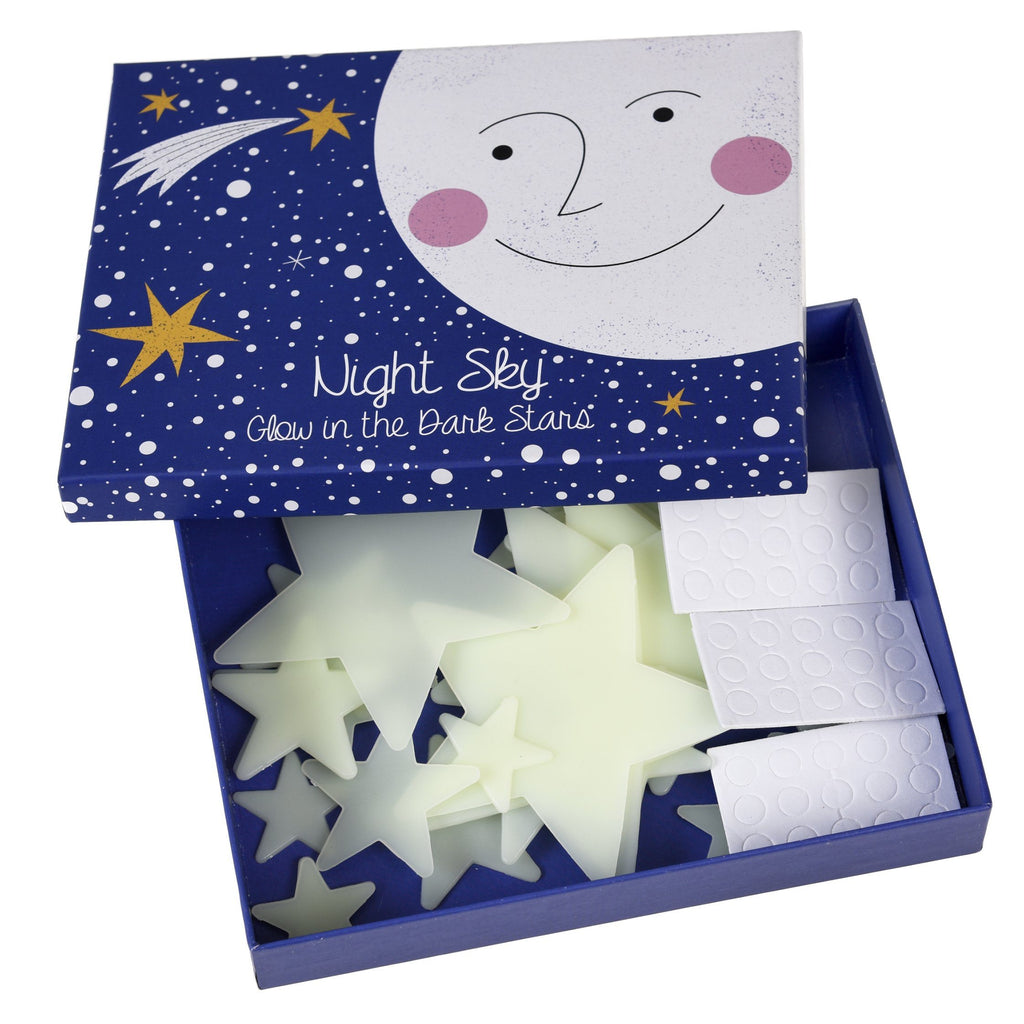 LOVE THIS! Glow in the Dark Stars from Rex - shop at littlewhimsy NZ