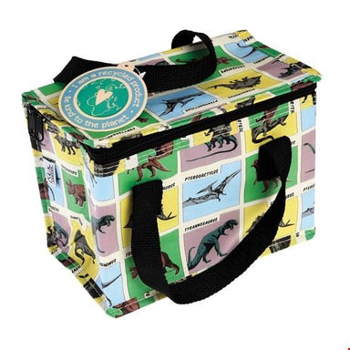 LOVE THIS! Prehistoric Land - Lunch Bag Insulated from Rex - shop at littlewhimsy NZ