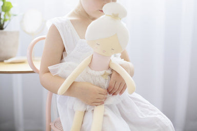 LOVE THIS! Alimrose Arabella Ballerina 60cm Pale Pink from Alimrose - shop at littlewhimsy NZ