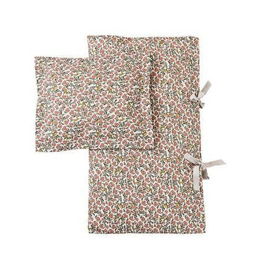 LOVE THIS! Floral Vine Junior Bedset - Cot from Garbo & Friends - shop at littlewhimsy NZ