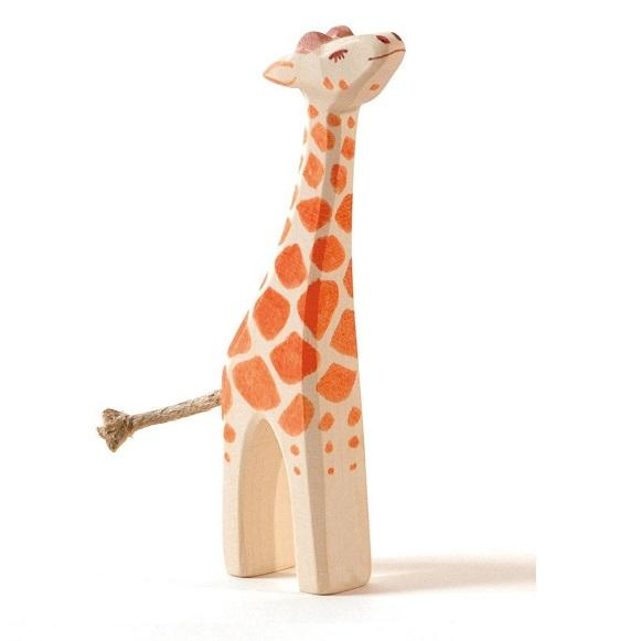 LOVE THIS! Ostheimer Giraffe Baby Head High from Ostheimer - shop at littlewhimsy NZ