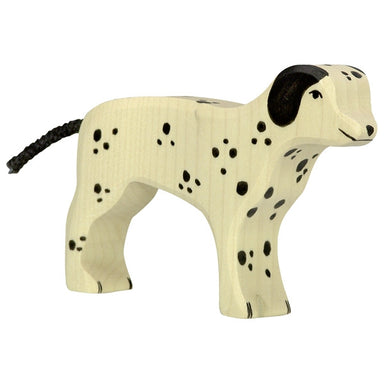 Wooden Dog Dalmation - Holztiger