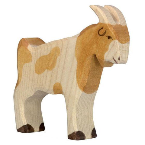 Wooden Billy Goat - Holztiger