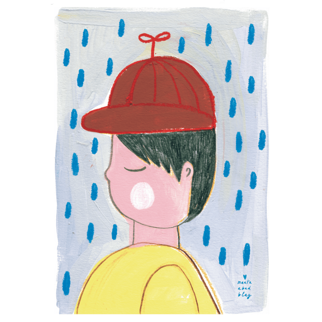 LOVE THIS! Marta Abad Otto Boy Print from Marta Abad Blay - shop at littlewhimsy NZ