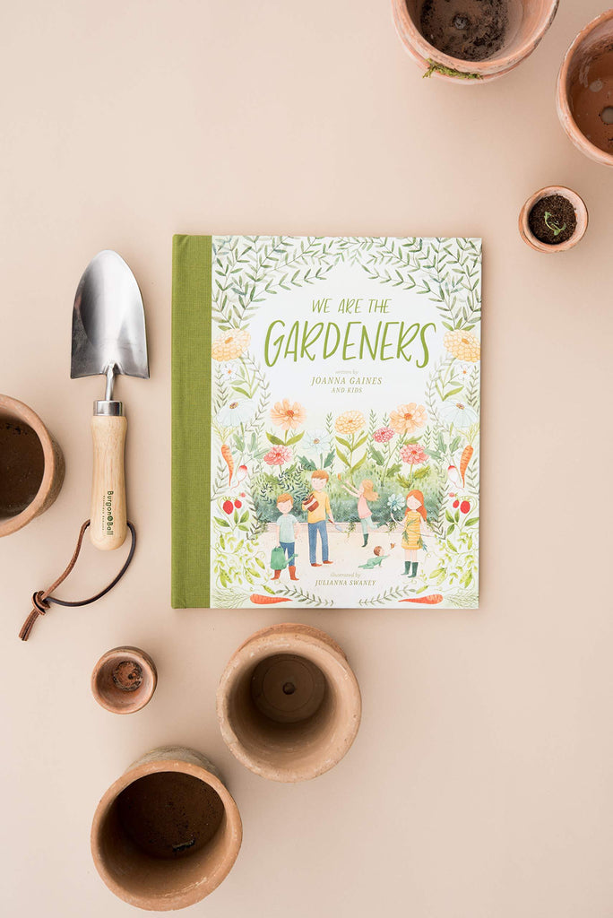 LOVE THIS! We Are The Gardeners from Harper Collins - shop at littlewhimsy NZ