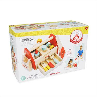 LOVE THIS! Le Toy Van Tool Box from Le Toy Van - shop at littlewhimsy NZ