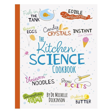 LOVE THIS! The Kitchen Science Cookbook from Penguin Books - shop at littlewhimsy NZ