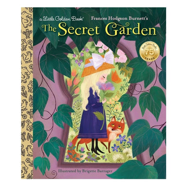 LOVE THIS! The Secret Garden - Little Golden Book from Penguin Books - shop at littlewhimsy NZ