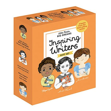 Little People, Big Dreams - Inspiring Writers Box Set