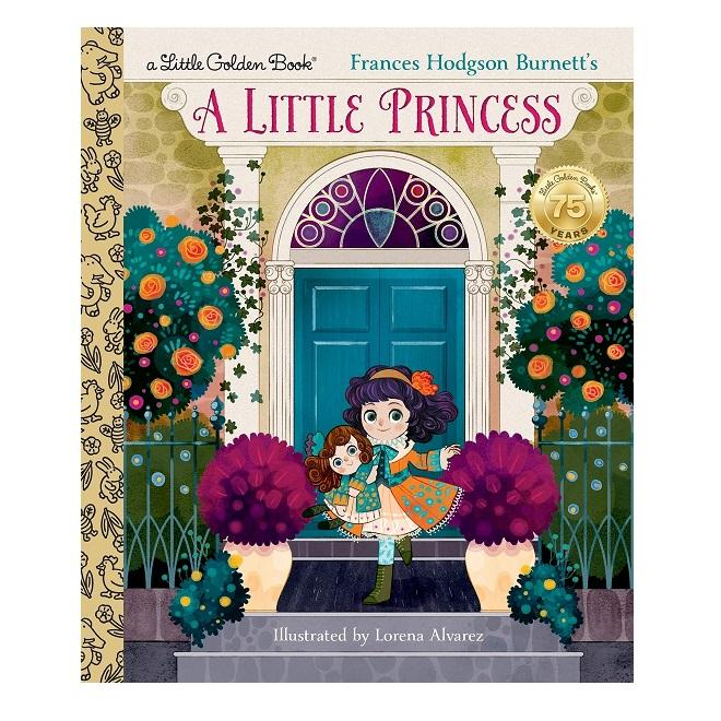 LOVE THIS! A Little Princess - Little Golden Book from Penguin Books - shop at littlewhimsy NZ