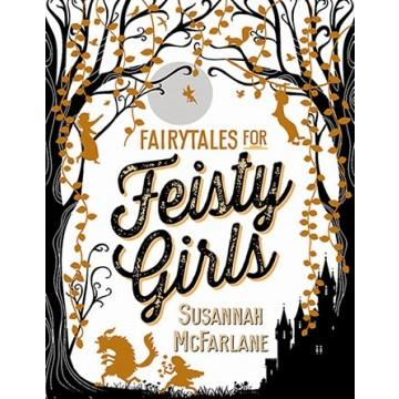 LOVE THIS! Fairytales for Feisty Girls from Penguin Books - shop at littlewhimsy NZ
