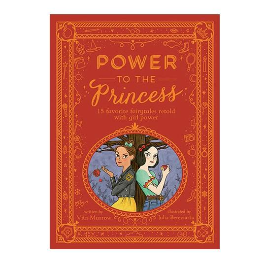 LOVE THIS! Power to the Princess from Penguin Books - shop at littlewhimsy NZ
