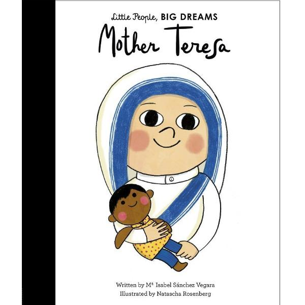 LOVE THIS! Little People, Big Dreams - Mother Teresa from Penguin Books - shop at littlewhimsy NZ
