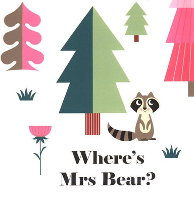 Where's Mrs Bear? (Felt Flaps)