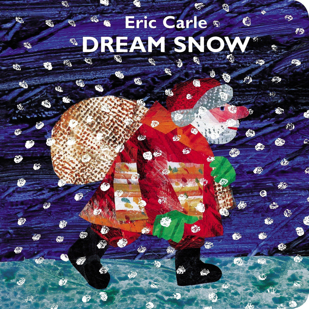 LOVE THIS! Dream Snow by Eric Carle from Penguin Books - shop at littlewhimsy NZ