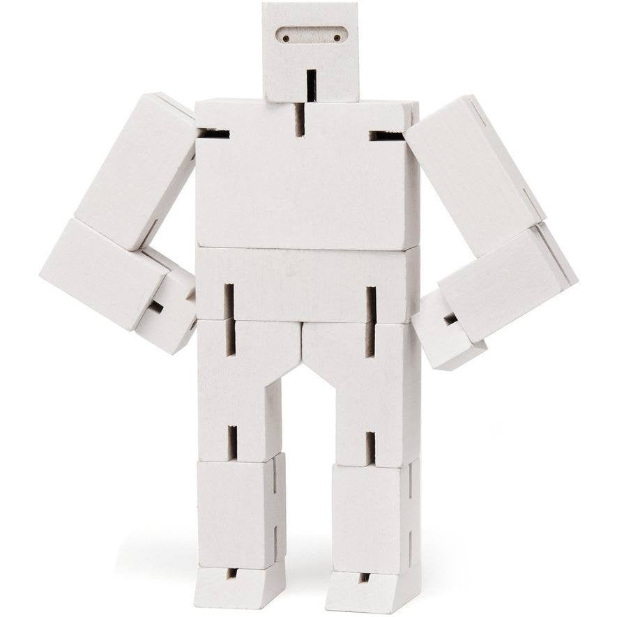 LOVE THIS! Cubebot Ninja from Areaware - shop at littlewhimsy NZ