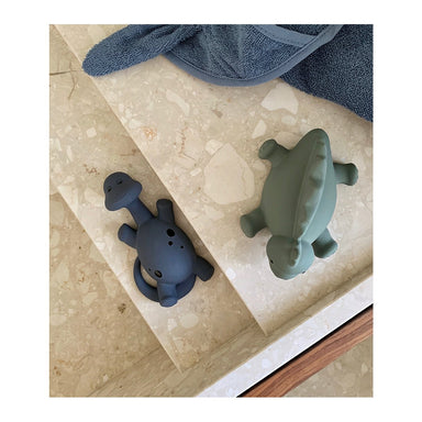 Liewood Algi Bath Toys 2 Pack - Blue Dino Mix
