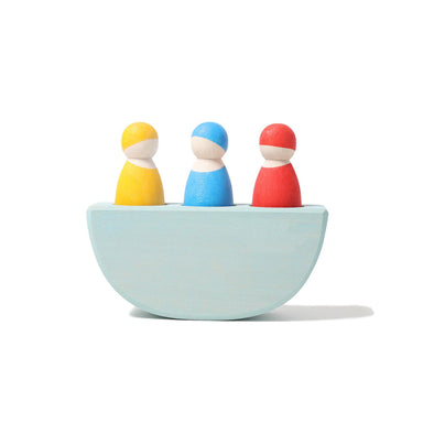 LOVE THIS! Grimm's 3 Men in a Boat from Grimm's - shop at littlewhimsy NZ
