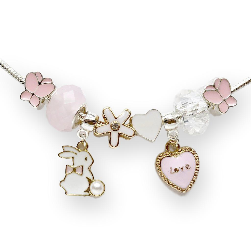 LOVE THIS! Lauren Hinkley Easter Bunny Charm Bracelet from Lauren Hinkley - shop at littlewhimsy NZ