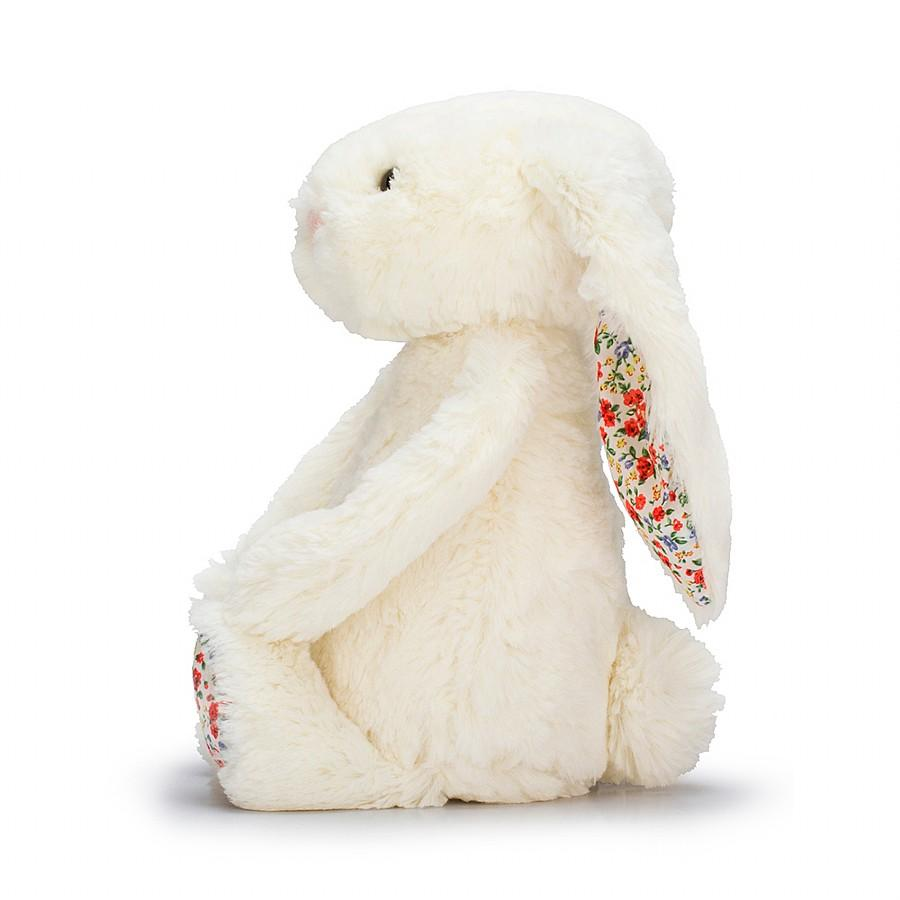 LOVE THIS! Blossom Cream Bunny - Small from Jellycat - shop at littlewhimsy NZ