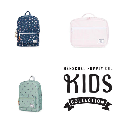 Herschel DECEMBER Drop 4 Alert from Herschel - shop at littlewhimsy NZ