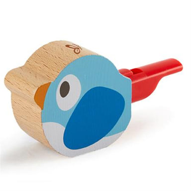Hape Blue Bird-Call Whistle