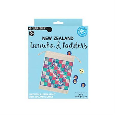 LOVE THIS! NZ Travel Game Taniwha and Ladder from NZ Gift - shop at littlewhimsy NZ