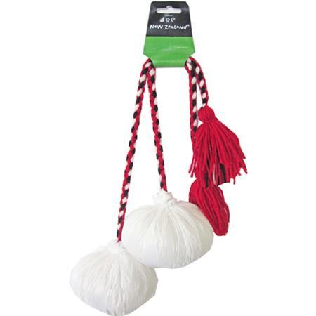 LOVE THIS! NZ Poi Set from NZ Gift - shop at littlewhimsy NZ