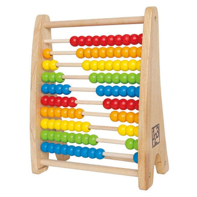 LOVE THIS! Hape Rainbow Abacus from Hape - shop at littlewhimsy NZ