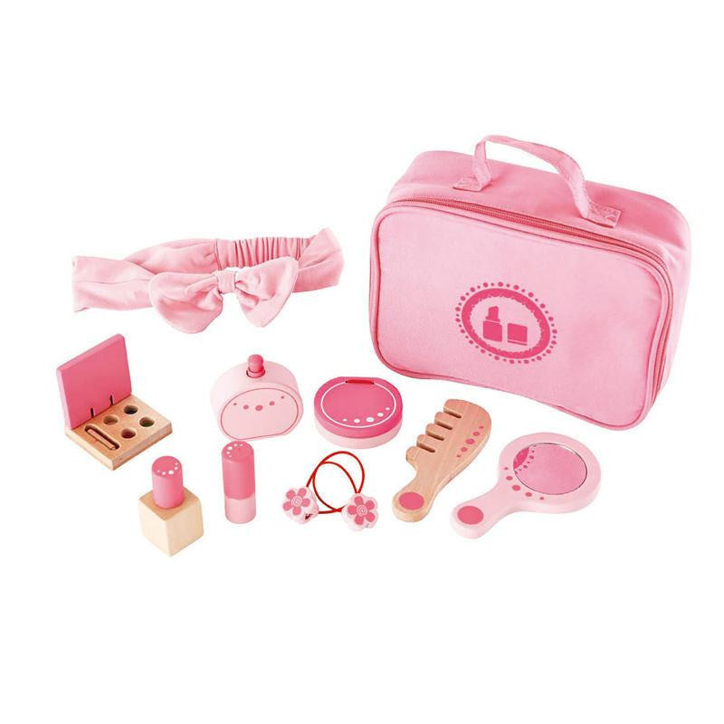 LOVE THIS! Hape Beauty Belongings Set from Hape - shop at littlewhimsy NZ