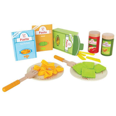 LOVE THIS! Hape Pasta Set from Hape - shop at littlewhimsy NZ