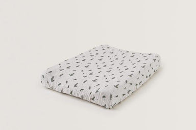 LOVE THIS! Rosemary Muslin Changing Mat Cover from Garbo & Friends - shop at littlewhimsy NZ