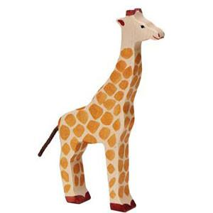 LOVE THIS! Wooden Giraffe - Holztiger from Holztiger - shop at littlewhimsy NZ