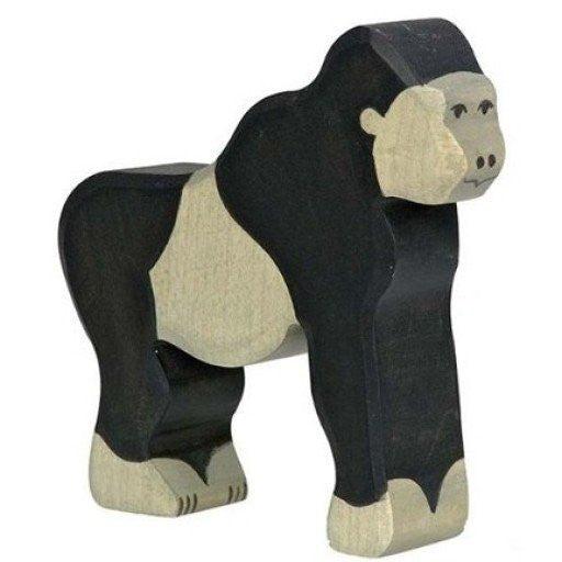 LOVE THIS! Wooden Gorilla - Holztiger from Holztiger - shop at littlewhimsy NZ