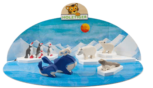 LOVE THIS! Wooden Dolphin - Holztiger from Holztiger - shop at littlewhimsy NZ