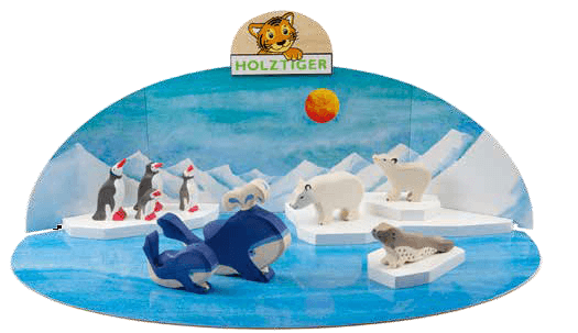 LOVE THIS! Wooden Seal - Holztiger from Holztiger - shop at littlewhimsy NZ