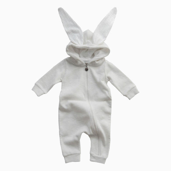 LOVE THIS! Rabbit Suit by Lala - Cream from LaLa - shop at littlewhimsy NZ