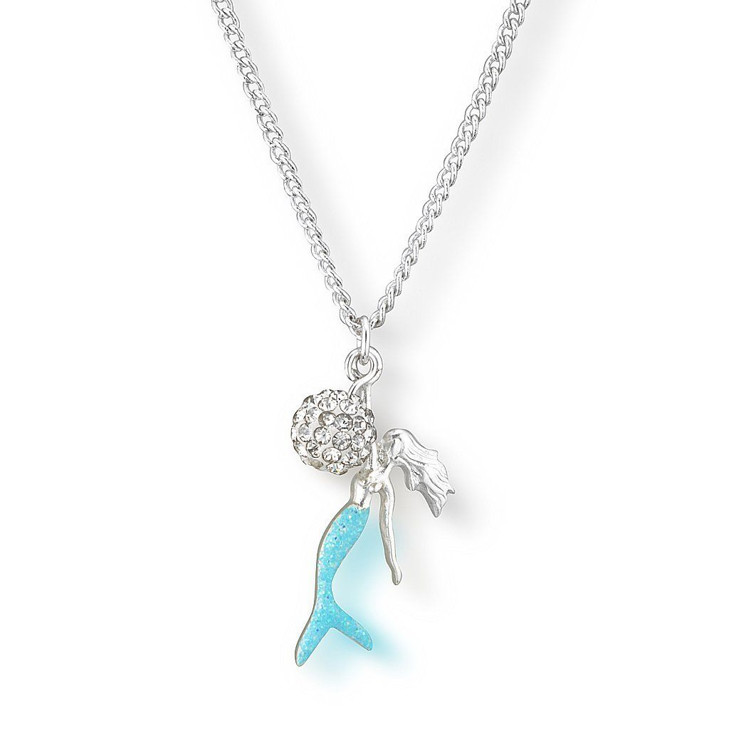 LOVE THIS! Lauren Hinkley Girls' Mermaid Necklace from Lauren Hinkley - shop at littlewhimsy NZ